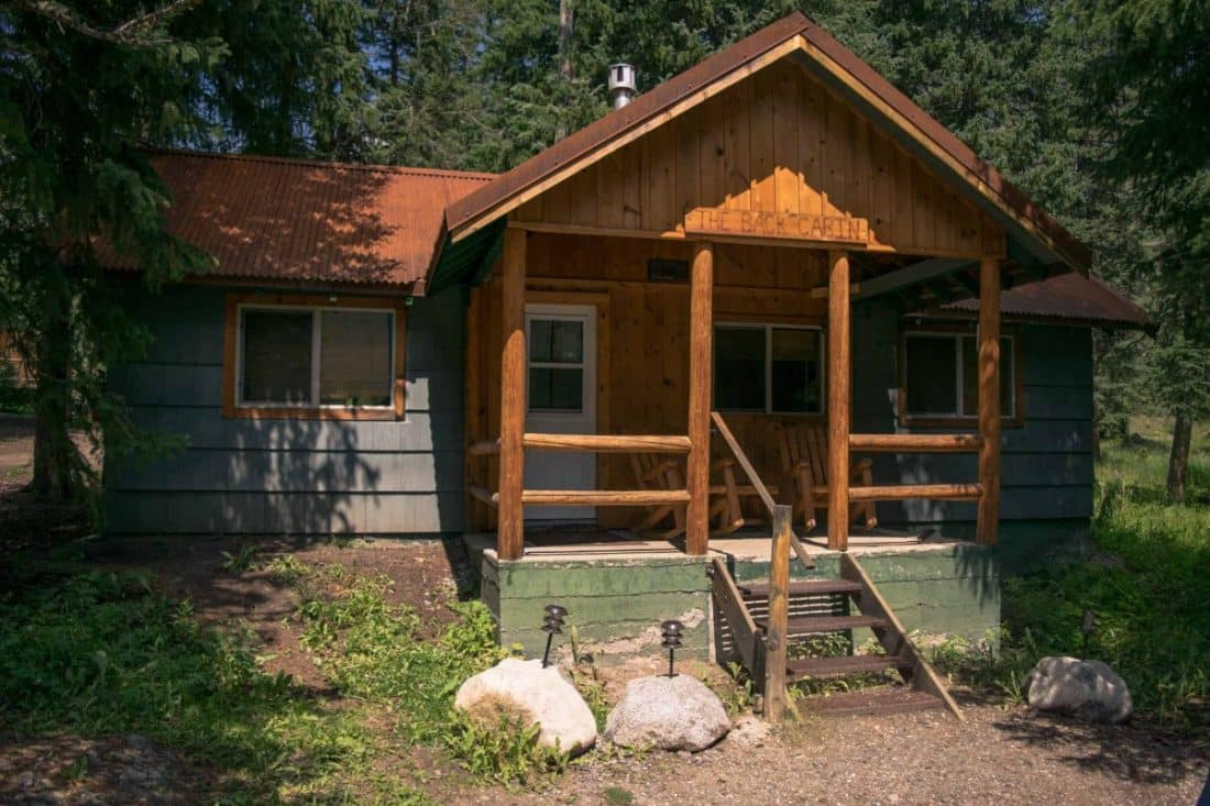 Back Cabin