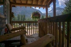 Loft Porch